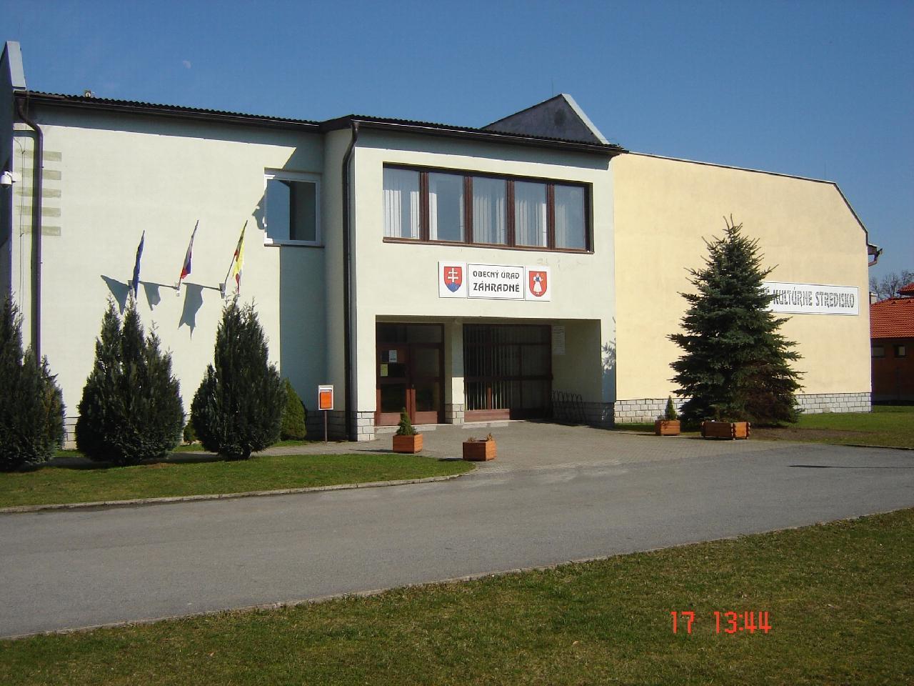 ca4c42260 Obec - Oficiálne stránky obce Záhradné